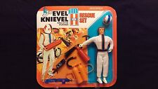 Ideal Evel Knievel King of the Stuntmen Rescue Set (Mint/Unpunched!!)