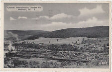 Sheffiled,PA.Central Pennsylvania Lumber Company,Used,1943
