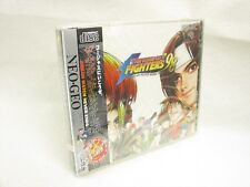 The King Of Fighters 98 First Limited Version KOF Brand NEW Neo Geo CD SNK nc