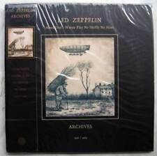 CD LED ZEPPELIN Vol 1 ARCHIVES  Moma Don't  Wanna Play No Skiffl No More  €