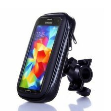 Funda Impermeable Bici Moto IPHONE 5 / 5S / 5C / SE Soporte Protector d88/d01