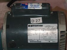 Marathon 1.5 HP 1 Ph 115/230 Volts 3450 RPM Fr. 56J 5KC49NN2167X