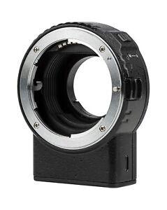 VILTROX NF-M1 AF Adapter fr Nikon F Lens to M4/3 Mount BMPCC Olympus E-M10 E-PL8