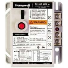 Honeywell Protectorelay Oil Burner Control Automatic, Standard 24 V