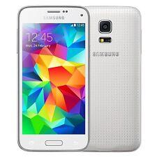 "Original Samsung Galaxy S5 MINI SM-G800F Factory Unlocked 4.5"" SmartPhone- White"
