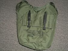 ARMY NYLON CLIP ON CANTEEN COVER UNISSUED CONDITION