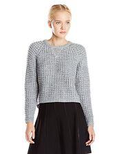 Alternative Women's Alpaca Blend Raglan Sweater, Stone, Size Small