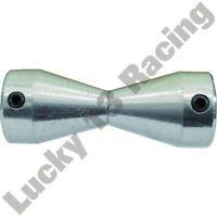JMP wheel balancer cones adapter set single sided static 12mm axle 16-30mm
