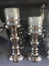 Glas Kerzenständer ✅ Lene Bjerre Kerzenhalter Kerzenleuchter Denmark  #N