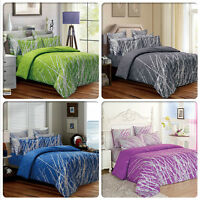 TREE Double/Queen/King/Super King Size Bed Duvet/Doona/Quilt Cover Set New