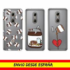 Funda Movil Case Vodafone Nutella Chocolate Comida Cover Dibujo Carcasa