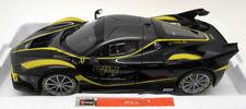Ferrari Fxx-k #44 negro 1 18 Bburago Signature