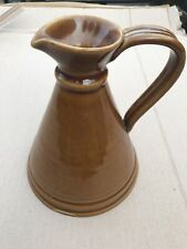 Vintage Buchan Portobello Scotland Stoneware Decanter Vase