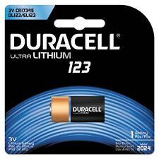 Duracell Ultra High Power Lithium Battery - Dl123Abpk