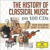 DG Deutsche Grammophon Classical Music CDs