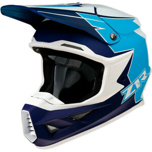 Z1R F.I. MIPS Offroad Helmet (Hysteria - Blue / White) 2XL