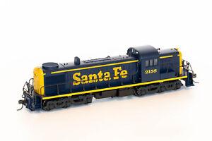 ATLAS SANTA FE ALCO RSD 4/5 Diesel Locomotive #2158 AT&SF HO Scale