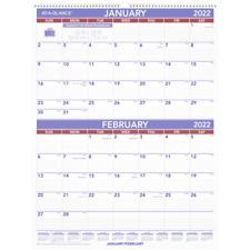 At A Glance Wirebound Wall Calendar 22 X 29 Jan Dec Pm92822 Wall
