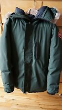 Canada Goose Men's The Chateau Jacket Medium Sak's Exclusive Green