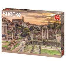 Puzzle Forum Romanum 5000 teile Von Jumbo