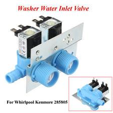 Washing Machine Water Inlet Valve For Whirlpool Kenmore 285805 W10110517 292197