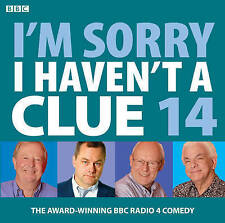 I'm Sorry I Haven't a Clue: Volume 14 Iain Pattinson, BBC (2CD-Audiobook, 2012)