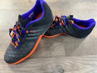 adidas ACE 15.1 VS Boost, Men's US 9, Black Gray Blue Orange, New