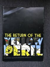 "Roger Shimomura ""The Return of the Yellow Peril"" Ad Flyer Mailer Exhibition 2007"