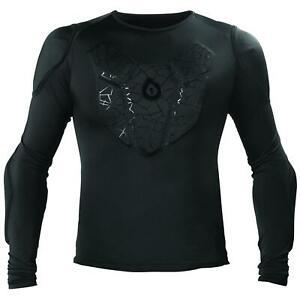 SixSixOne 661 Herren Fahrrad Protektoren Shirt Langarm Subgear All Mountain Bike