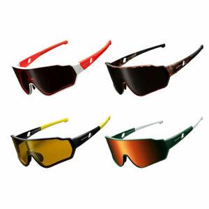 ROCKBROS Polarized Sports Sunglasses for Men Women UV protection Cycling Glasses