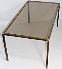 Couchtisch Glas Chrom In Design Mobiliar Interieur 1970 1979