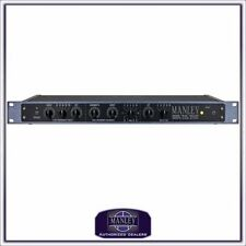 Manley Labs Enhanced Pultec EQ Equalizer NEW Authorized Dealers Full Warranty