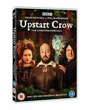 Upstart Crow The Christmas Specials - DVD Region 2
