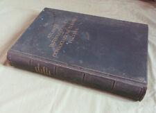 Atlante Internazionale Consociazione Turistica Italiana in folio 1938 Impero AOI