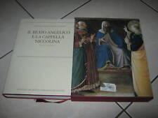 Libro Arte Il Beato Angelico e la cappella Niccolina Storia e Restauro Musei