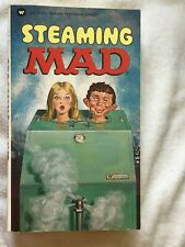 MAD Magazine Paperback Book: #39 Steaming MAD Warner 1975 4th Print VG
