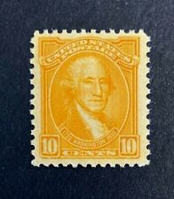 US Stamps, Scott #715 10c Washington Bicentennial Issue of 1932. VF/XF M/NH