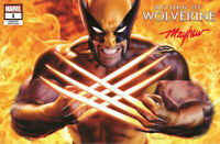 RETURN OF WOLVERINE #1 KRS Comics  Variant Cover by Mike Mayhew
