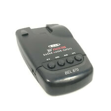 Beltronics Bel 870 Super Wideband 360 Degree Infrared Radar Laser Detector