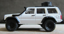 1:64 Johnny Lightning OFF-ROAD Jeep Cherokee - NEVER RELEASED TO RETAIL
