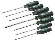 Screwdriver Set,Torx(R),7 Pc SK PROFESSIONAL TOOLS 86333