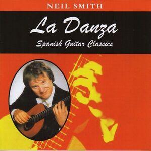 La Danza: Spanish Guitar Classics CD