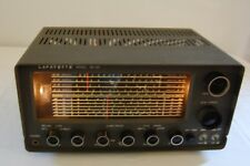 Vintage Lafayette Model HE 30 Shortwave Ham Radio Receiver Amateur