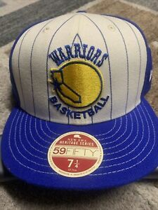 Golden State Warriors 59FIFTY Cap - 7 1/4