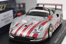FLY E53 PORSCHE 911 GT1 S. OLIVER SPECIAL EDITION NEW 1/32 IN DISPLAY CASE RARE