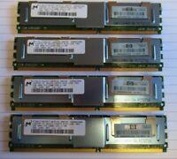 PPM40U-0V500D 4GB DDR2-533 RAM Memory Upgrade for The Toshiba Portege M400 Series M400