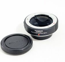 Genuine OEM Olympus MMF-2 Four Thirds Lens Micro Four Thirds Mount Adapter