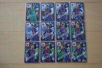 Panini Adrenalyn XL FIFA 365 2018 Karten FC Barcelona Team Mate aussuchen