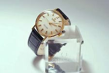 OMEGA SEAMASTER Automatic DE VILLE in 18K, 0750 Gold, solid Gold vintage watch