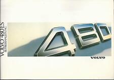 VOLVO 740 1 manuale 1987 manuale di istruzioni manuale libro di bordo BA